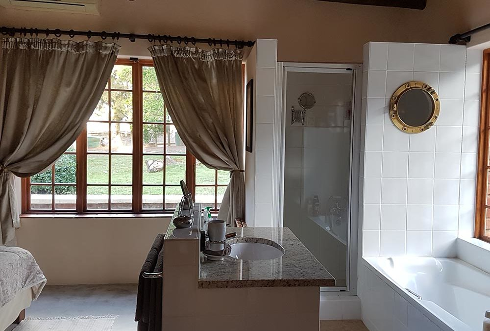 milkshed cottage accommodation bathroom