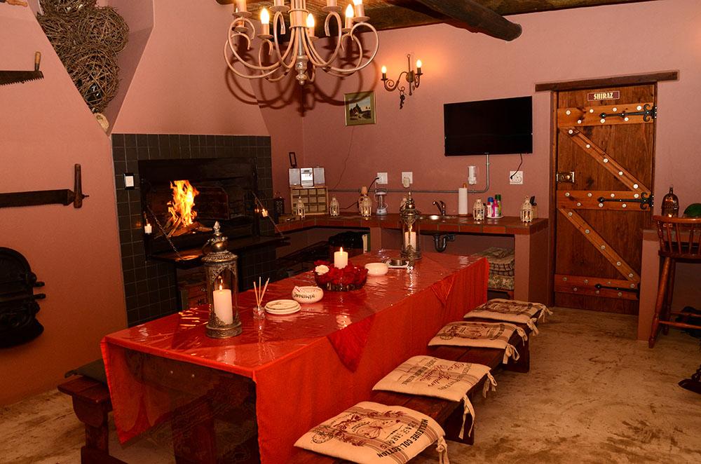 milkshed dining room