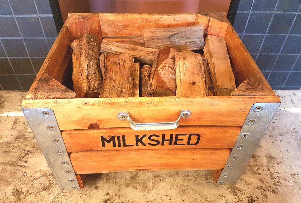 milkshed wood